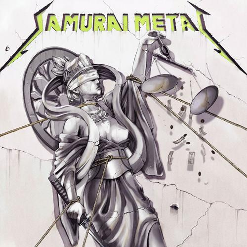 Samurai Metal vol.2